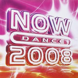 Now Dance 2008 - CD Audio