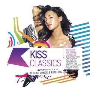Kiss Classics. - CD Audio