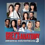 Cover CD Colonna sonora Grey's Anatomy - Stagione 3