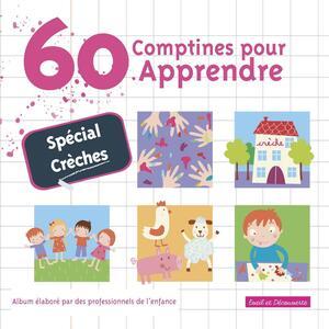 60 Comptines Pour Apprendre Special - CD Audio