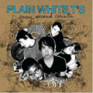 Every Second Counts - CD Audio di Plain White T'S