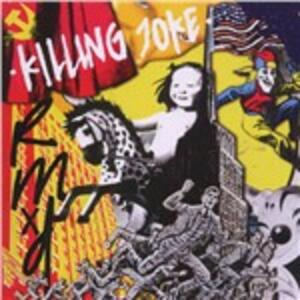 Rmxd - CD Audio di Killing Joke