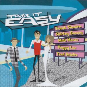 Take it Easy - CD Audio