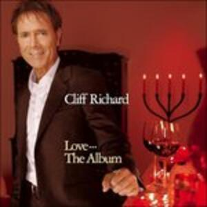 Love... The Album - CD Audio di Cliff Richard