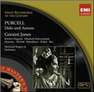 Dido and Aeneas - CD Audio di Henry Purcell,Kirsten Flagstad,Elisabeth Schwarzkopf,Geraint Jones