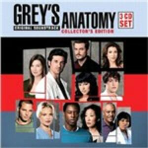 Grey's Anatomy (Colonna Sonora) - CD Audio