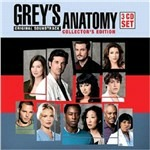 Cover CD Grey's Anatomy