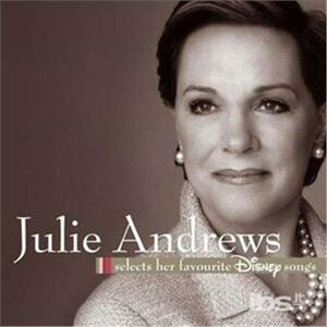 Julie Andrewss Selects - CD Audio