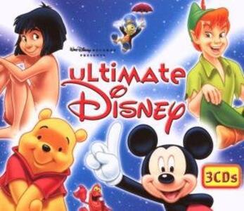 Ultimate Disney Box - CD Audio