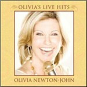 Olivia's Live Hits - CD Audio di Olivia Newton-John