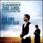 Cover CD L'assassinio di Jesse James per mano del codardo Robert Ford