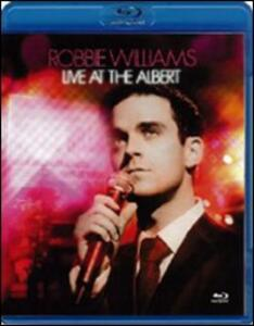 Robbie Williams - Live At The Albert - Blu-ray