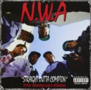 Straight Outta ..-20th An - CD Audio di NWA