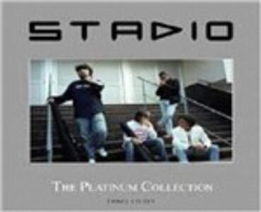 The Platinum Collection: Stadio - CD Audio di Stadio