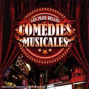 Les Plus Belles Comedies Musicales - CD Audio