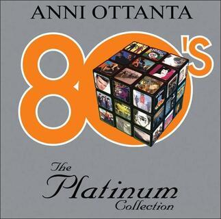 CD The Platinum Collection: 80's. Anni ottanta
