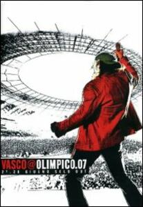 Vasco Rossi. Vasco @ Olimpico 07 (2 DVD) - DVD