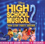 Cover CD High School Musical 2