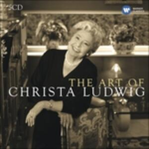 Art of - CD Audio di Christa Ludwig