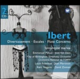Musica orchestrale - CD Audio di Jacques Ibert