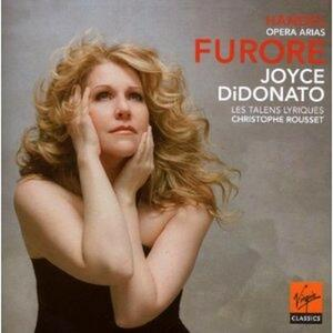 Furore. Händel Opera Arias - CD Audio di Georg Friedrich Händel,Christophe Rousset,Les Talens Lyriques,Joyce Di Donato