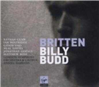 Billy Budd - CD Audio di Benjamin Britten,Nathan Gunn,Jonathan Lemalu,Ian Bostridge,Matthew Rose,London Symphony Orchestra,Daniel Harding