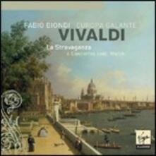 La Stravaganza - CD Audio di Antonio Vivaldi,Fabio Biondi,Europa Galante