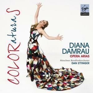 Coloraturas - CD Audio di Diana Damrau