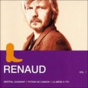 L'essentiel vol.1 - CD Audio di Renaud