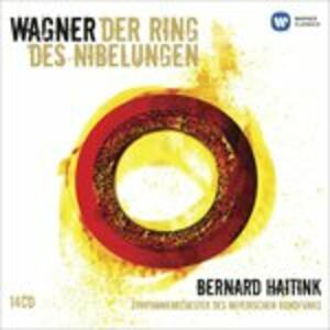 L'anello del Nibelungo (Der Ring des Nibelungen) - CD Audio di Richard Wagner