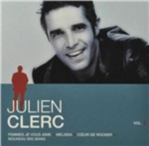 L'essentiel vol.2 - CD Audio di Julien Clerc