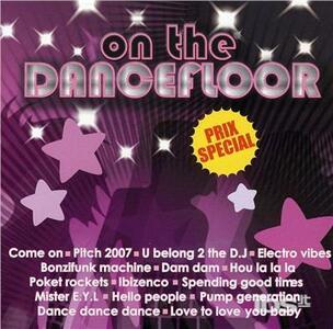 On the Dancefloor - CD Audio