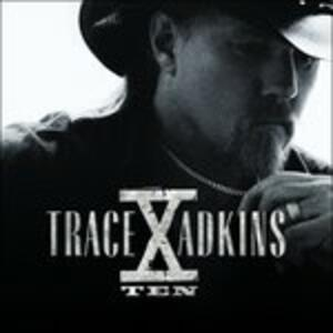X - CD Audio di Trace Adkins