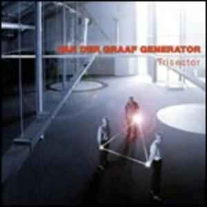 Trisector - CD Audio di Van der Graaf Generator