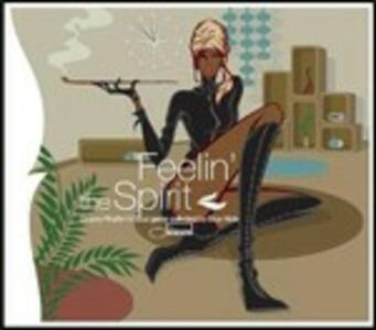 Feelin' the Spirit - CD Audio
