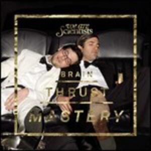 Brian Thrust Mastery - CD Audio di We Are Scientists