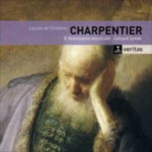 Leçons de Ténèbres - CD Audio di Marc-Antoine Charpentier,Gérard Lesne,Seminario Musicale