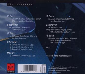 Sonate per Pianoforte N.8, N.14 - CD Audio di Ludwig van Beethoven - 2