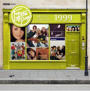 Top of the Pops 1999 - CD Audio