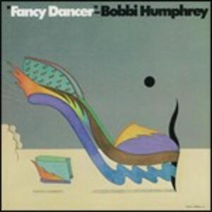 Fancy Dancer - CD Audio di Bobbi Humphrey