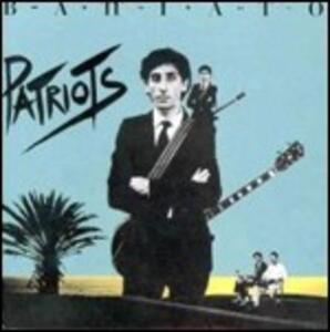 Patriots - Vinile LP di Franco Battiato