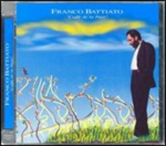 Caffé de la Paix - CD Audio di Franco Battiato
