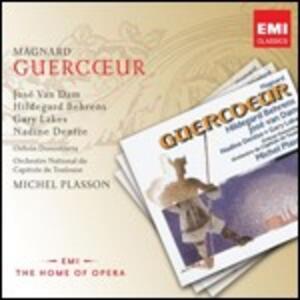 Guercoeur - CD Audio di Albéric Magnard,Michel Plasson,José Van Dam,Hildegard Behrens,Orchestre du Capitole de Toulouse