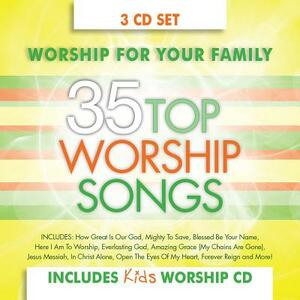 Worship for Your Family - CD Audio