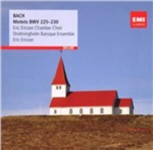 6 Mottetti - CD Audio di Johann Sebastian Bach