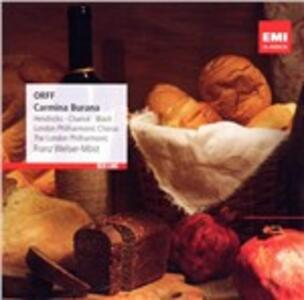 Carmina Burana - CD Audio di Carl Orff,London Philharmonic Orchestra,Franz Welser-Möst