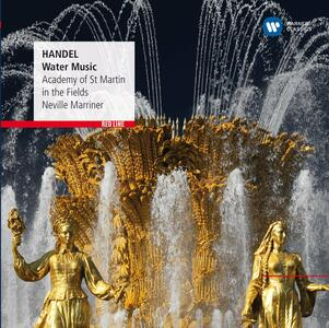 Musica sull'acqua (Water Music) - CD Audio di Neville Marriner,Georg Friedrich Händel,Academy of St. Martin in the Fields
