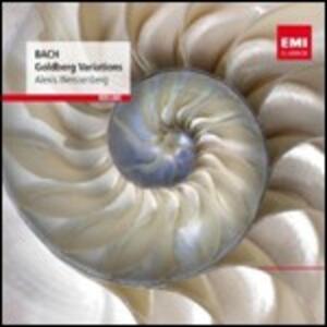 Variazioni Goldberg - CD Audio di Johann Sebastian Bach,Alexis Weissenberg