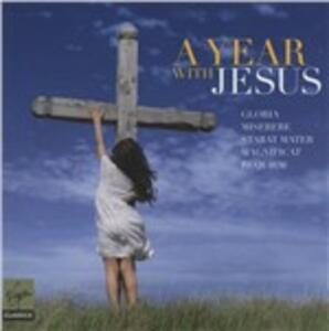 A Year with Jesus - CD Audio