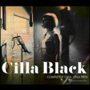 Completely Cilla 1963-1973 - CD Audio di Cilla Black